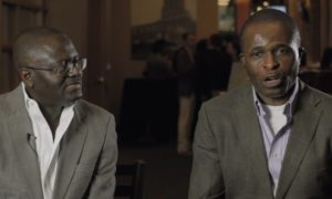 2016 Water Summit Reception Interview - IntroAfrica