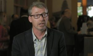 2016 Water Summit Reception Interview - Scott Mosley